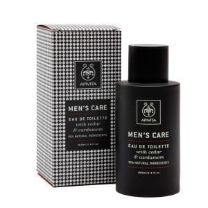 Apivita men s care eau de toilette