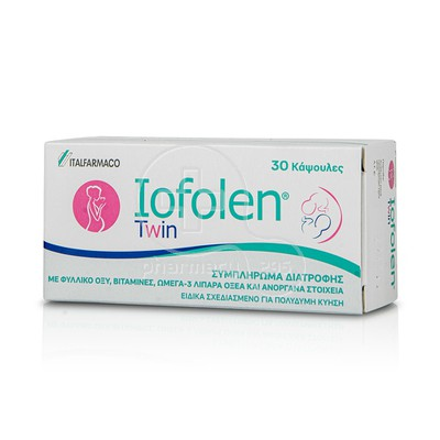 ITALFARMACO - IOFOLEN Twin - 30caps