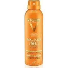 Vichy Ideal Soleil Invisible Hydrating Mist SPF50 Αντηλιακό Ενυδατικό Spray 200ml