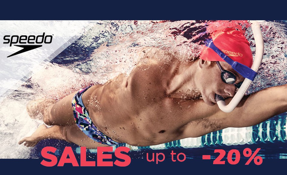 speedo up to 20%