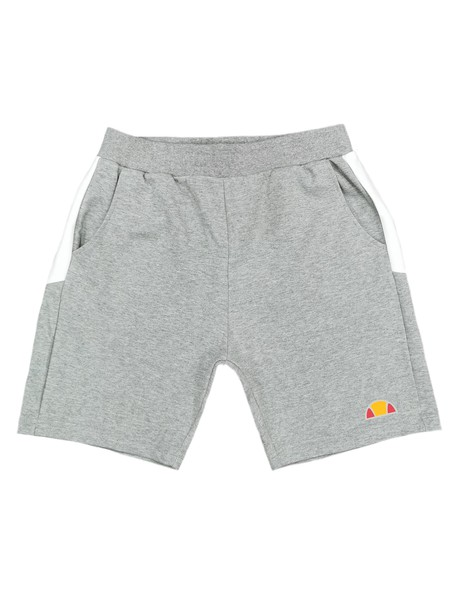 ELLESSE GREY MARL IRISION SHORTS SXI11498-grey