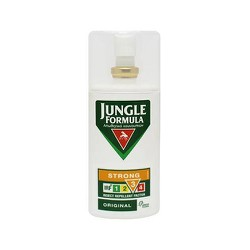 Jungle Formula Εντομοαπωθητικό Spray Strong Original 75ml