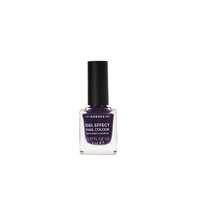 KORRES NAIL COLOUR GEL EFFECT No75 VIOLET GARDEN 11ML
