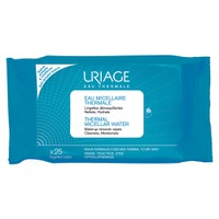 URIAGE MICELLAR WATER MAKE-UP REMOVER WIPES 25ΤΕΜ