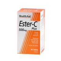 HEALTH AID VITAMIN C - ESTER 500MG 60TABL