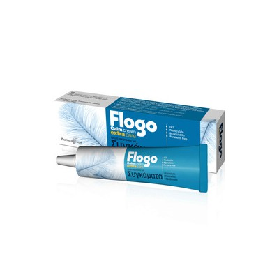 FLOGO - Calm Cream Extra Care (για συγκάματα) - 50ml