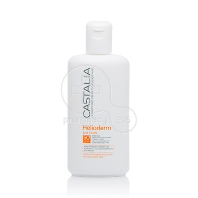 CASTALIA - HELIODERM Body Lait Fluid SPF50+ - 200ml Oily/Combination skin