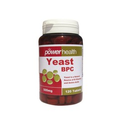Power Health Power Yeast 120tabs