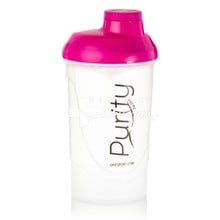 QNT Shaker Purity - Φούξια, 600ml