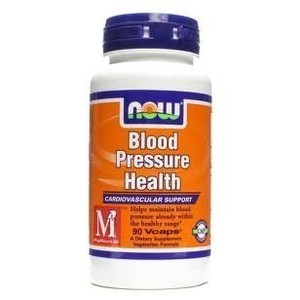 Now foods blood pressure health 90 vcaps