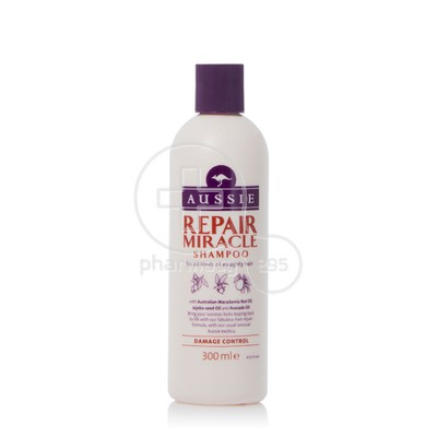 AUSSIE - REPAIR MIRACLE Shampoo - 300ml