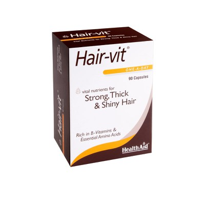 Health Aid - HairVit - 90caps