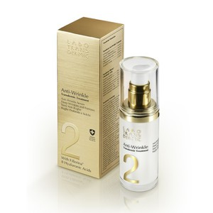 Transdermic anti wrinkle serum small