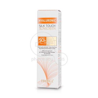 FROIKA - HYALURONIC SILK TOUCH Sunscreen SPF50+ - 40ml