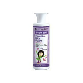 FREZYDERM SENSITIVE INTIM GIRL FOAM 250ML