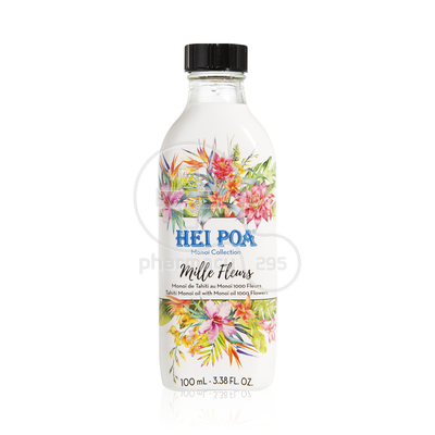 HEI POA - 1000 FLOWERS Tahiti Monoi Oil - 100ml