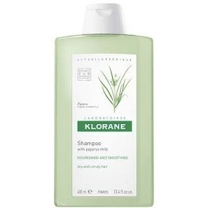 Klorane shampoo with papyrus 400ml
