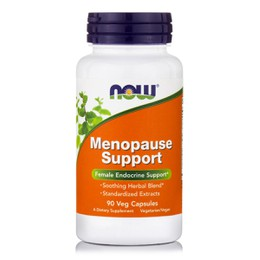 Now Menopause Support, Herbal Extract Formula Ειδική Πολυφόρμουλα -  90 κάψουλες