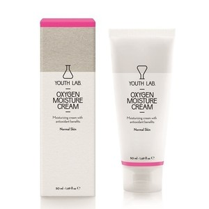 Youth lab oxygen moisture cream normal skin enlarge