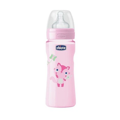 Well being bottle 4m  pink