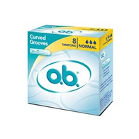 OB TAMPONS NORMAL 8ΤΕΜ