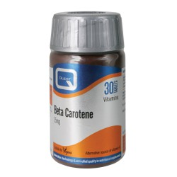 Quest BETA CAROTENE 15mg 30tabs