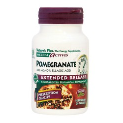 Nature's Plus Pomegranate 400mg 30tabs