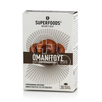 SUPERFOODS - Omanitus - 30caps