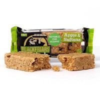 BLACKFRIARS FLAPJACK APPLE & SULTANA VEGAN 110GR