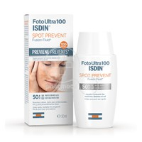 ISDIN - PHOTOULTRA 100 Spot Prevent Fusion Fluid SPF50+ - 50ml