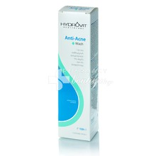 Hydrovit ANTI-ACNE Wash - Λιπαρότητα, 150ml