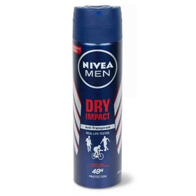 NIVEA ΑΠΟΣΜΗΤΙΚΟ SPRAY MEN DRY IMPACT 150ML
