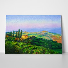 Twilight oil painting 72537610 a