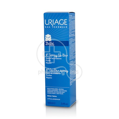 URIAGE - BEBE 1er Spray Cu-Zn+ - 100ml