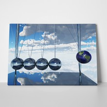 Newtons cradle earth 1 107081291 a