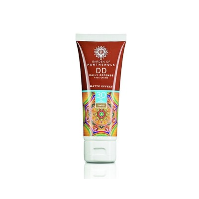 Garden Of Panthenols - Chroma DD Daily Defense Face Cream Matte Effect SPF 30 - 50ml