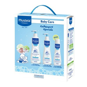 Mustela baby care pack