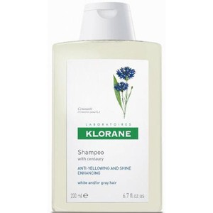 Klorane the centaurea reflection shampoo