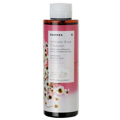 Korres intimate area clenaser 250ml