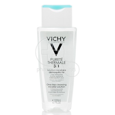 VICHY - PURETE THERMALE Solution Micellaire Demaquillante 3 in 1 - 200ml