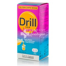 Pierre Fabre Drill Calm Junior Syrup (6+ ετών) - Ξηρός Βήχας, 200ml