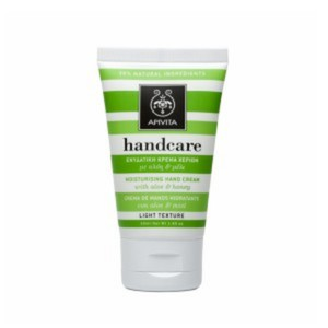 Apivita handcare moisturizing hand cream with aloe   honey 50ml