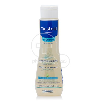 MUSTELA - Shampooing Doux - 200ml