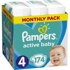 20181026163855 pampers active baby monthly no 4 9 14kg 174tmch
