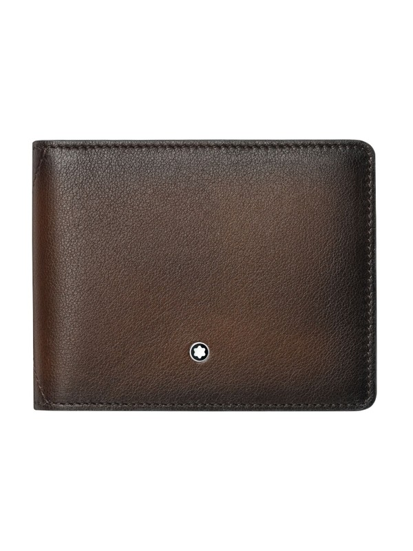 Meisterstück Sfumato Wallet 4cc with Money Clip Small