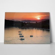 Sunset over skiathos 493883596 a