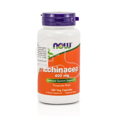 NOW - Echinacea 400mg - 100caps