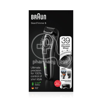 BRAUN - Beard Trimmer 5