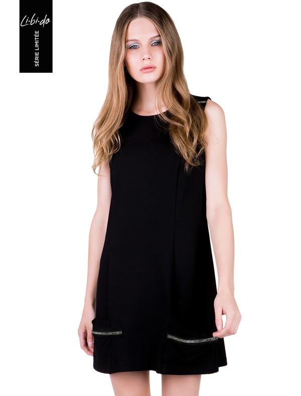 ccba78819a6 Libido: Μίνι φόρεμα με διακοσμητικές λεπτομέρειες - Toi&moi