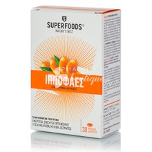 Superfoods ΙΠΠΟΦΑΕΣ, 30 μαλακές κάψουλες